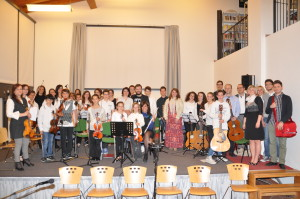 Concerto ventesimo accademia del 2014